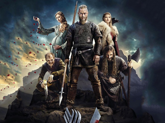 Love Vikings? Metoo!